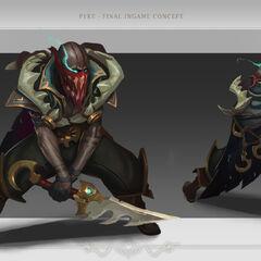 Pyke Concept 12 (by Riot Artist <a href=