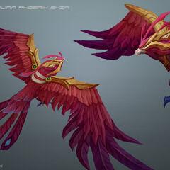 Phoenix Quinn Model 4 (by Riot Artist <a href=