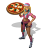 Sivir PizzaDelivery (Rose Quartz)
