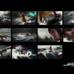 Grafika koncepcyjna - ANNIE: Pochodzenie 36