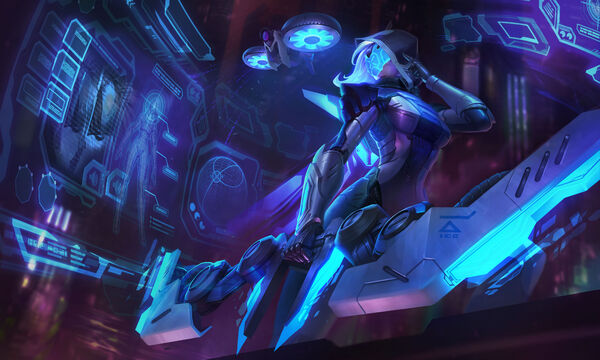 Ashe PROJECTSkin HD