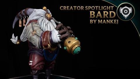 Creator Spotlight Bard by Mankej
