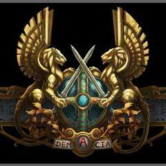 1st Demacia Crest