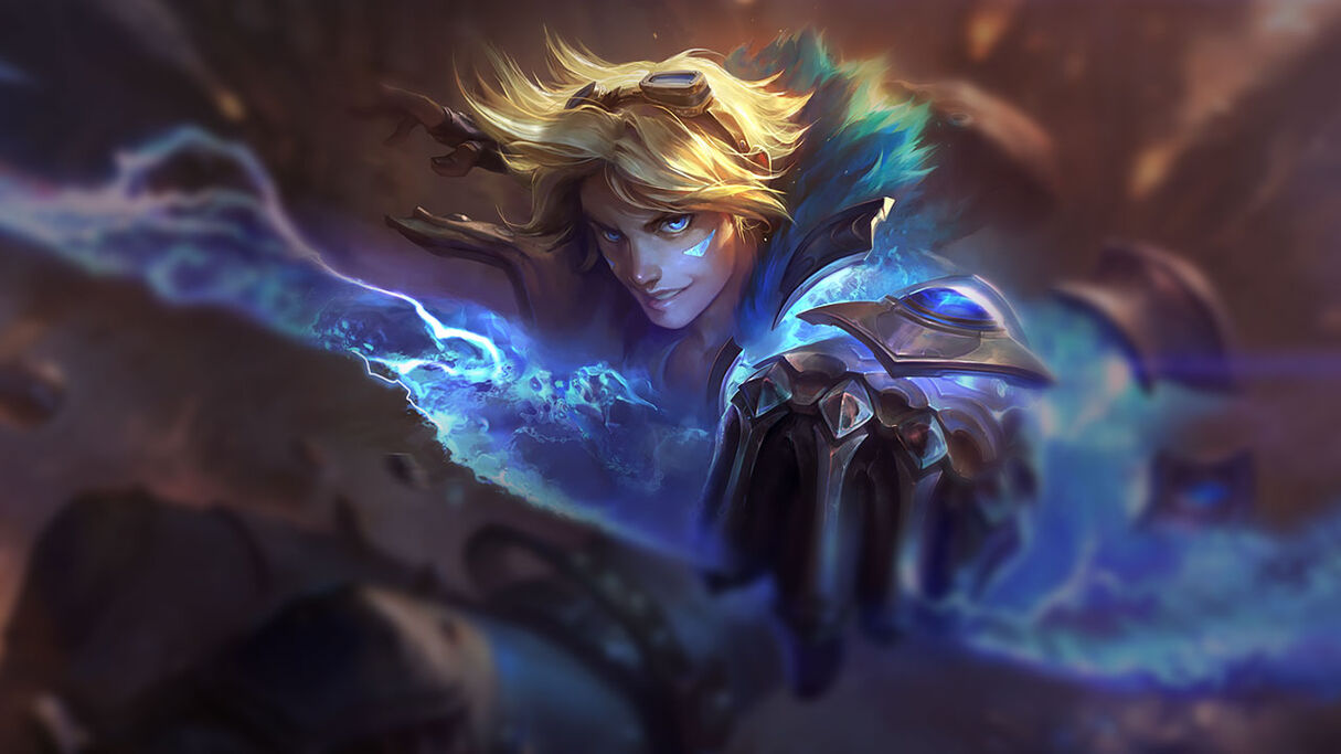 Ezreal OriginalCentered