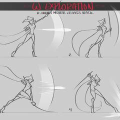 Fiora Update Concept 4 (by Riot Artist <a href=