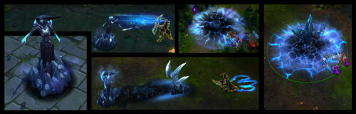 Lissandra Screenshots