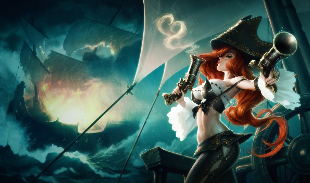 Miss Fortuneskins League Of Legends Wiki Fandom Powered By Wikia