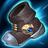 Sandales de Mercure Obj