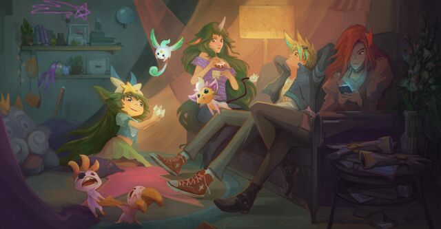 Star Guardian The Slumber Party Summoning 01