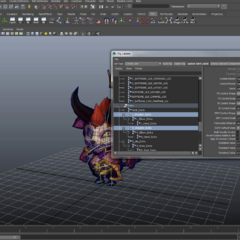 Little Devil Teemo Model 1