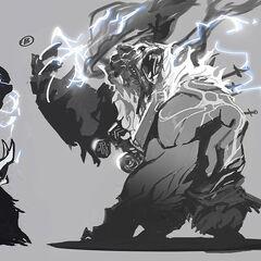 Volibear Update Concept 3 (by Riot Artist <a href=