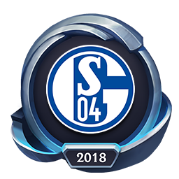 Worlds 2018 FC Schalke 04 Esports Emote