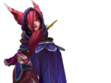 Xayah/Background