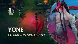 Yone Champion Spotlight