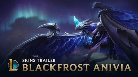 Blackfrost Anivia Skins Trailer - League of Legends