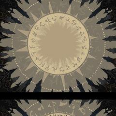 Koncepcyjna grafika promująca Zaćmienie 2018 5 (wykonana przez