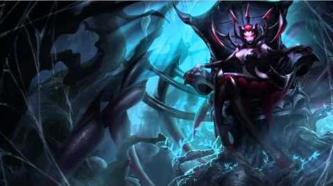 Elise (Harrowing 2012) League Of Legends Login Screen With Music-0