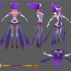 Star Guardian Janna Model