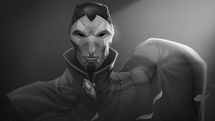 Jhin The Man with the Steel Cane 01