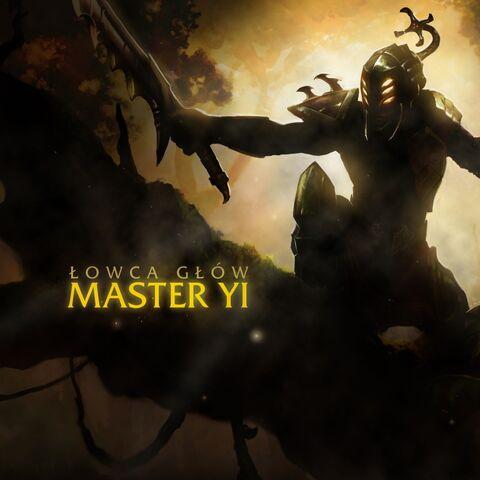 Grafika promocyjna Mastera Yi Łowcy Głów