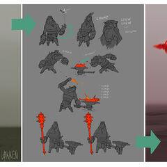 Ornn Concept 2 (by Riot Artist <a href=