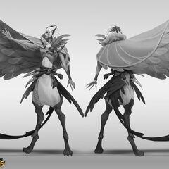 Rakan Concept 7 (by Riot Artist <a href=