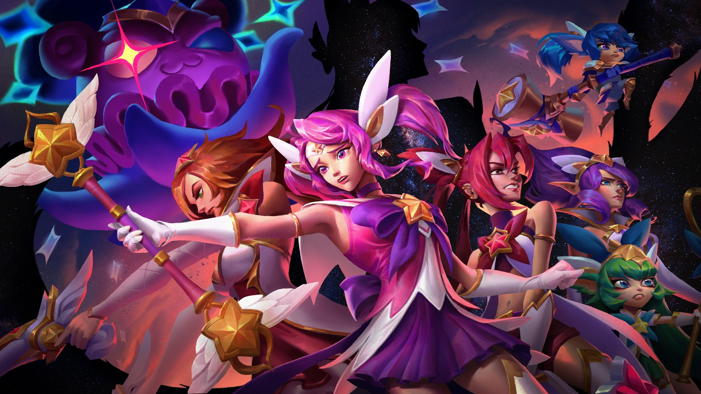 Star Guardian The Twilight Star