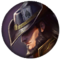 Twisted Fate Standard Twisted Fate C