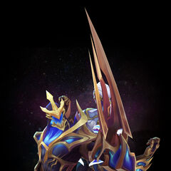 Galaxy Slayer Zed Model 2 (by Riot Artist <a href=