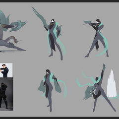 Aphelios Concept 33 (by Riot Artist <a href=