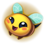 Bee Happy Emote