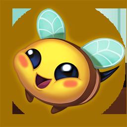 Bee Happy Emote