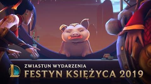 Fortuna sprzyja szczęściarzom - Zwiastun skórek Festynu Księżyca 2019