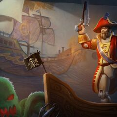 Toy Soldier Gangplank
