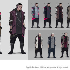 PROJECT attire Concept 2 (by Riot Artists <a rel=