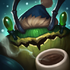 Schneetag-Krabbler Beschwörersymbol