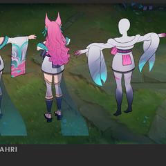 Spirit Blossom Ahri Concept 6 (by Riot Artist <a href=