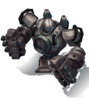 Blitzcrank Original (Gunmetal)