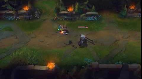 Kled/Abilities