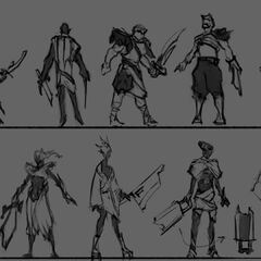 Riven Concept 1 (by Riot Artist <a href=