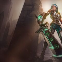 Redeemed Riven