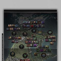 2014 Runeterra Map Concept 2 (by Riot Artist <a href=