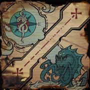 Schlachterbrücke Minimap