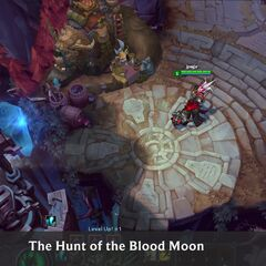 Summoner's Rift Blood Moon Concept 2 (by Riot Artist <a rel=