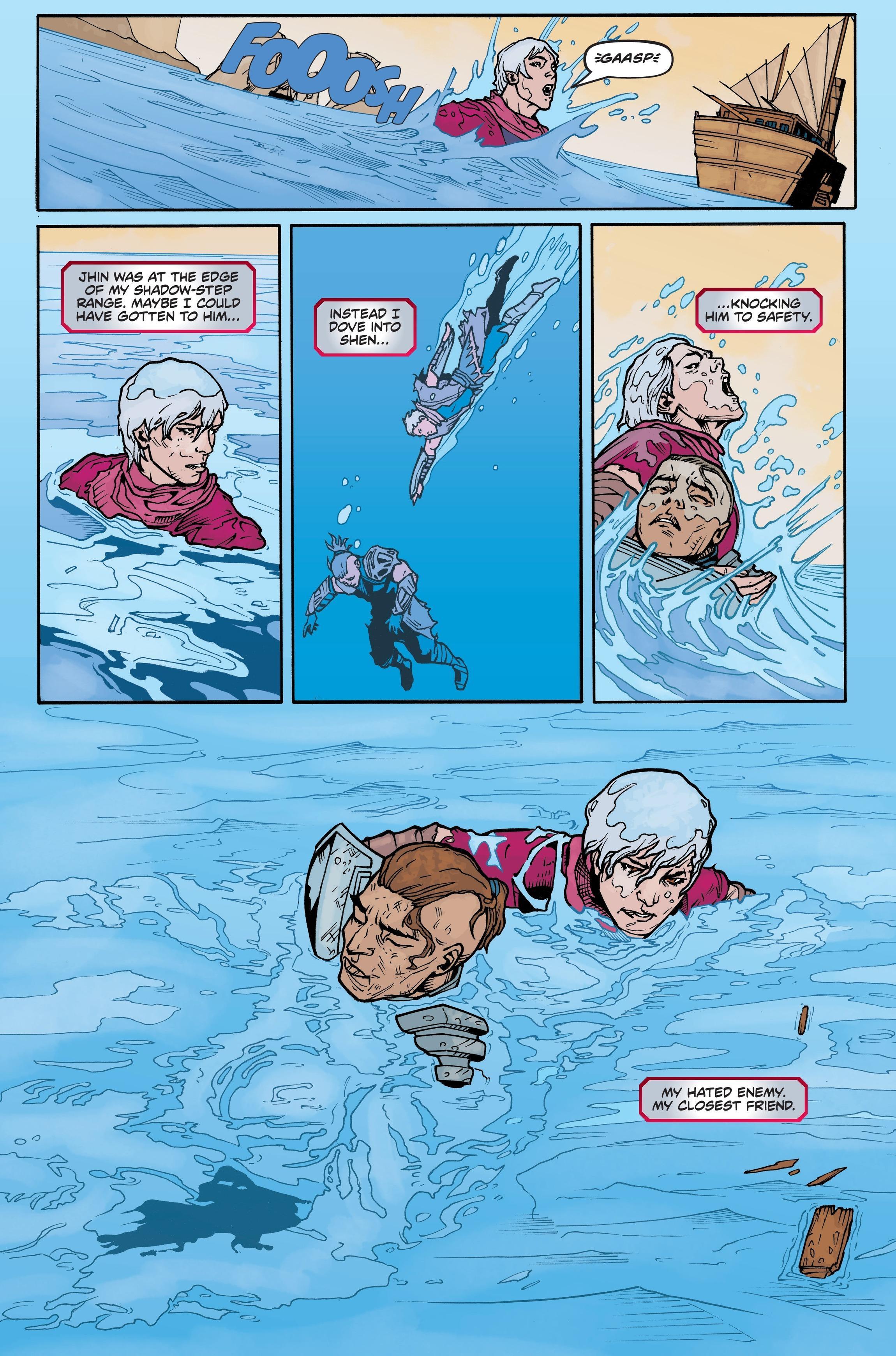 Zed Comic 4 pr10