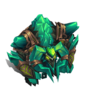 Alistar Schwarzfrost-Alistar (Smaragd) M