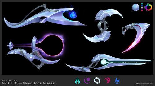 Aphelios Concept 12