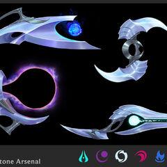 Aphelios Concept 12 (by Riot Artist <a href=