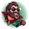Deal with Grit Emote
