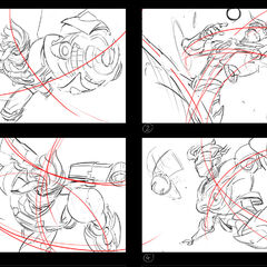 Pulsefire Ezreal Splash Update Concept 1 (by Riot Artist <a href=